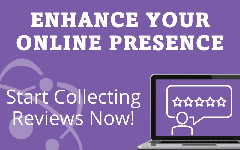 enhance your online presence start collecting reviews now